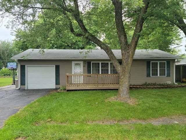611 Green St, Centralia, MO 65240 (MLS #401673) :: Columbia Real Estate