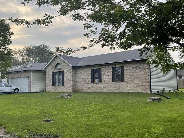 1009 E Wesley St, Centralia, MO 65240 (MLS #401680) :: Columbia Real Estate
