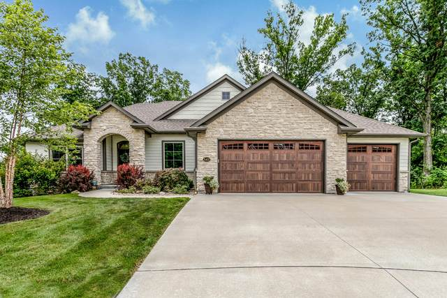 5437 Steeplechase Dr, Columbia, MO 65203 (MLS #401684) :: Columbia Real Estate