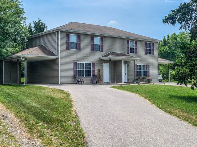 4314 Brown Station Rd A & B, Columbia, MO 65202 (MLS #401687) :: Columbia Real Estate