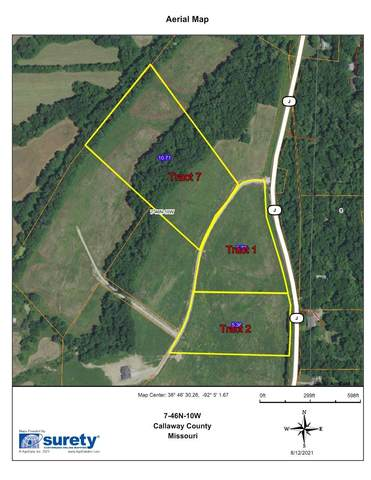 TRACT 2 Bland Crossing, New Bloomfield, MO 65063 (MLS #401752) :: Columbia Real Estate