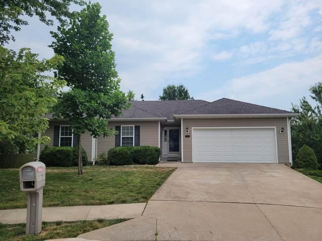 1308 Turcotte, Columbia, MO 65202 (MLS #401807) :: Columbia Real Estate