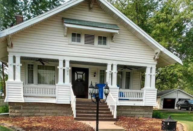 202 S College St, Shelbina, MO 63468 (MLS #401907) :: Columbia Real Estate
