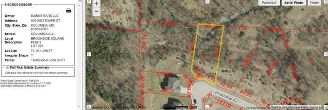 LOT 221 Chancellor Cir, Columbia, MO 65202 (MLS #401910) :: Columbia Real Estate