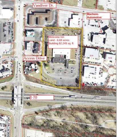 1612 N Providence Rd, Columbia, MO 65202 (MLS #401916) :: Columbia Real Estate