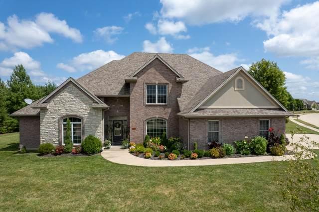 4601 Garden Grove Dr, Columbia, MO 65203 (MLS #402079) :: Columbia Real Estate