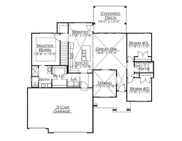 5501 Spicewood Dr Lot 540, Columbia, MO 65203 (MLS #402086) :: Columbia Real Estate
