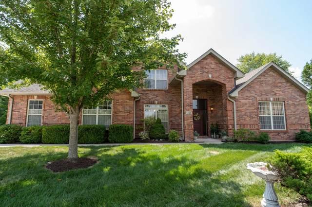 5109 Covington Ct, Columbia, MO 65203 (MLS #402237) :: Columbia Real Estate