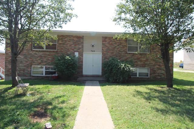 744 Demaret Dr, Columbia, MO 65201 (MLS #402396) :: Columbia Real Estate