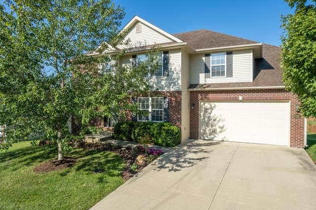 7101 Stanwood Dr, Columbia, MO 65203 (MLS #402434) :: Columbia Real Estate