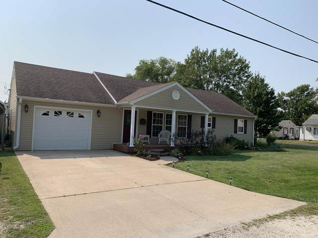 1001 S Monroe St, VANDALIA, MO 63382 (MLS #402487) :: Columbia Real Estate