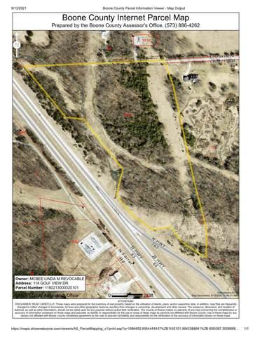 1100 N Oakland Church Rd, Columbia, MO 65202 (MLS #402499) :: Columbia Real Estate