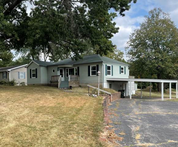 602 St Charles St, Moberly, MO 65270 (MLS #402568) :: Columbia Real Estate