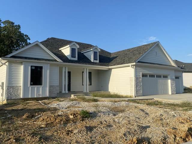 5159 Hoylake Drive Dr, Columbia, MO 65201 (MLS #402666) :: Columbia Real Estate