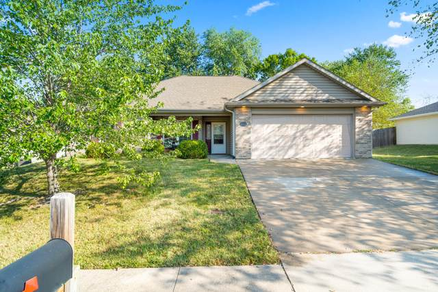 2503 Oakfield Dr, Columbia, MO 65202 (MLS #402700) :: Columbia Real Estate