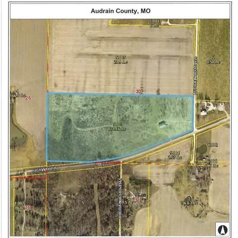Hwy Hh And Ar 939, Mexico, MO 65265 (MLS #402702) :: Columbia Real Estate