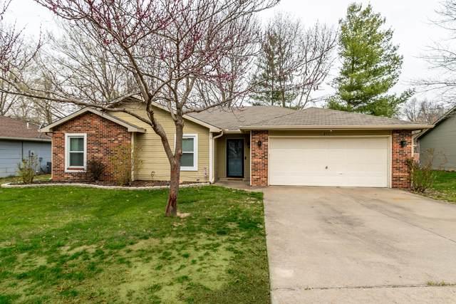 211 W Alhambra Dr, Columbia, MO 65203 (MLS #403252) :: Columbia Real Estate