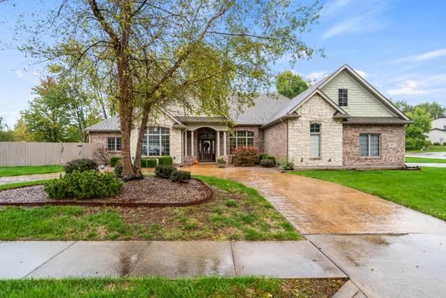 1317 Willowcreek Ln, Columbia, MO 65203 (MLS #403308) :: Columbia Real Estate