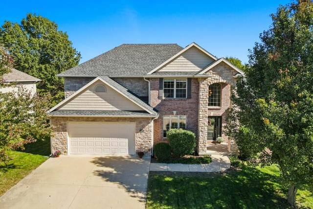 6710 Port Orchard Dr, Columbia, MO 65203 (MLS #403374) :: Columbia Real Estate