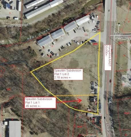 2201 Rangeline + Vacant Lot, Columbia, MO 65202 (MLS #390312) :: Columbia Real Estate