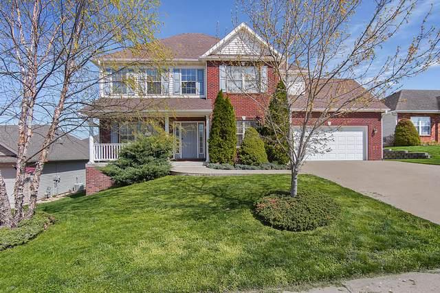 2000 Granite Oaks Ct, Columbia, MO 65203 (MLS #390399) :: Columbia Real Estate