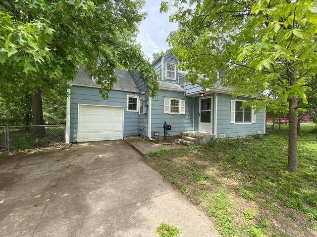 317 Hardin St, Columbia, MO 65203 (MLS #390758) :: Columbia Real Estate