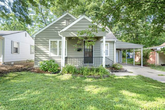906 W Worley St, Columbia, MO 65203 (MLS #391319) :: Columbia Real Estate