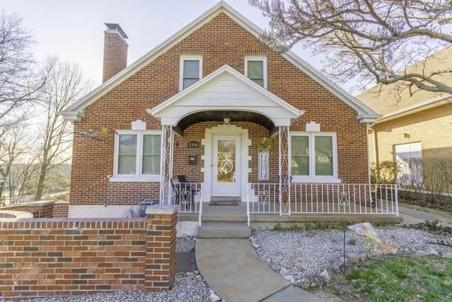 206 Dix Rd, Jefferson City, MO 65109 (MLS #391482) :: Columbia Real Estate