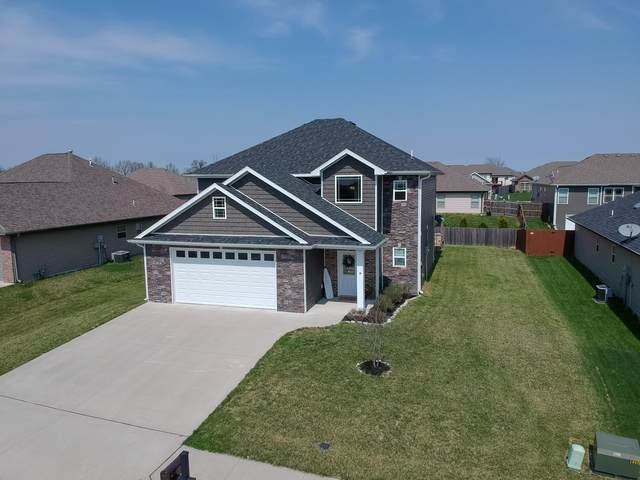 3701 Chestnut Dr, Columbia, MO 65202 (MLS #391713) :: Columbia Real Estate