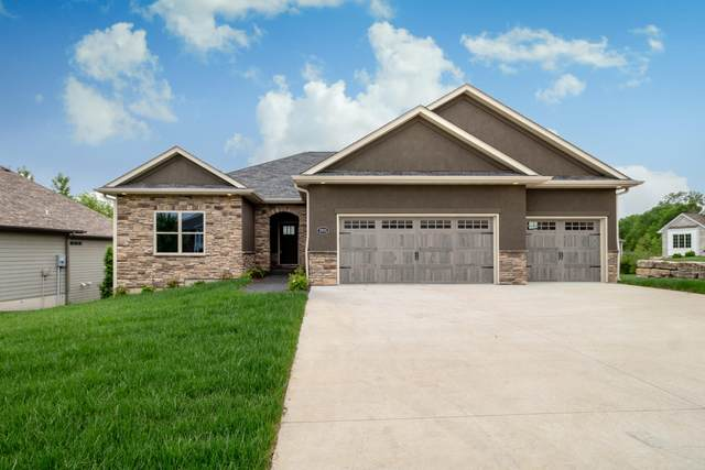 1801 Mondavi Ct, Columbia, MO 65201 (MLS #392872) :: Columbia Real Estate