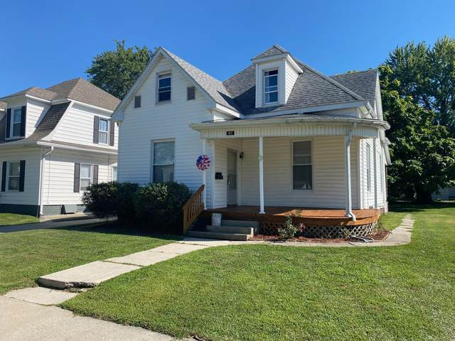 312 Taylor St, Moberly, MO 65270 (MLS #394320) :: Columbia Real Estate