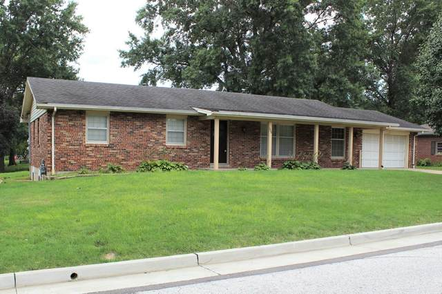 608 Krohn St, Boonville, MO 65233 (MLS #394452) :: Columbia Real Estate