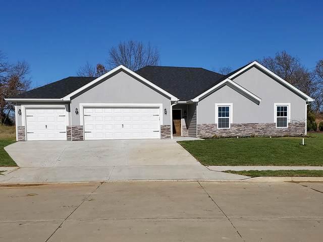 3814 Canyon Ridge Dr, Columbia, MO 65202 (MLS #394836) :: Columbia Real Estate