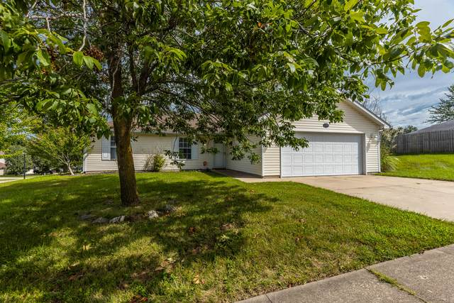 2108 Pettis Dr, Columbia, MO 65202 (MLS #395016) :: Columbia Real Estate