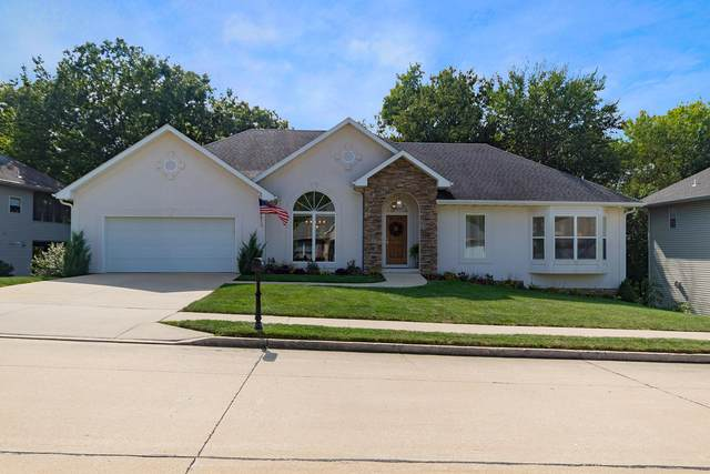107 Knollwood Ct, Columbia, MO 65203 (MLS #395240) :: Columbia Real Estate