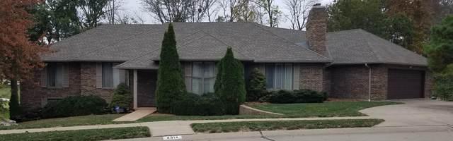 4314 Glen Eagle Dr, Columbia, MO 65203 (MLS #396057) :: Columbia Real Estate