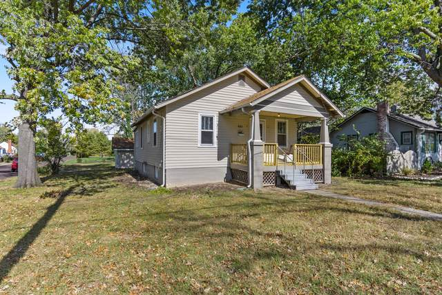 821 W Worley St, Columbia, MO 65203 (MLS #396170) :: Columbia Real Estate