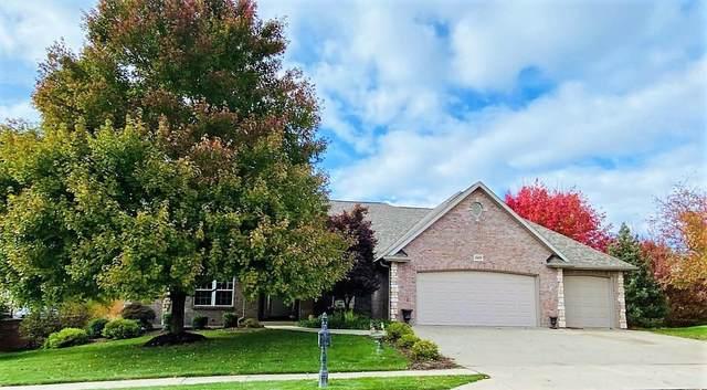 1809 Brookfield Manor, Columbia, MO 65203 (MLS #396189) :: Columbia Real Estate