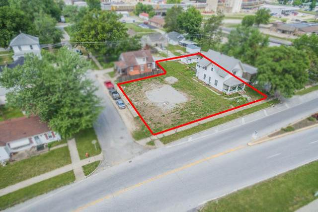121 & 113 S Morley St, Moberly, MO 65270 (MLS #396871) :: Columbia Real Estate