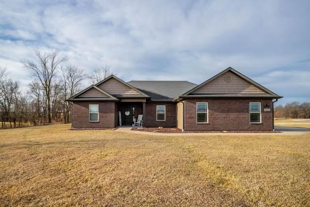 13725 N Frink Rd, Hallsville, MO 65255 (MLS #397134) :: Columbia Real Estate