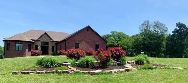 243 S Rock Creek Rd, Jefferson City, MO 65101 (MLS #398329) :: Columbia Real Estate