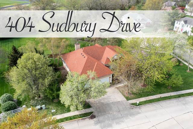 404 Sudbury Dr, Columbia, MO 65203 (MLS #399160) :: Columbia Real Estate