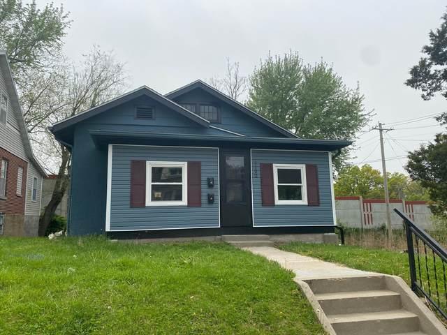1102 E Miller St, Jefferson City, MO 65101 (MLS #399677) :: Columbia Real Estate