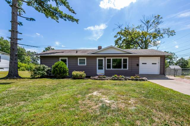 1314 St Christopher St, Columbia, MO 65203 (MLS #399815) :: Columbia Real Estate