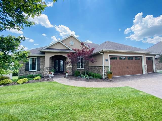 2713 Bristol Lake Dr, Columbia, MO 65201 (MLS #400254) :: Columbia Real Estate