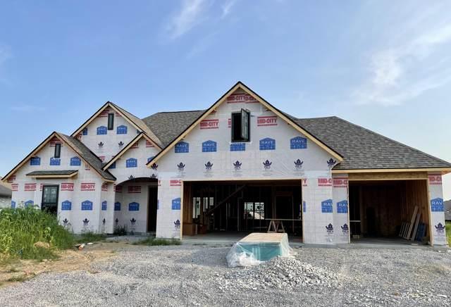 LOT 922 Harlan Ct, Columbia, MO 65201 (MLS #400270) :: Columbia Real Estate