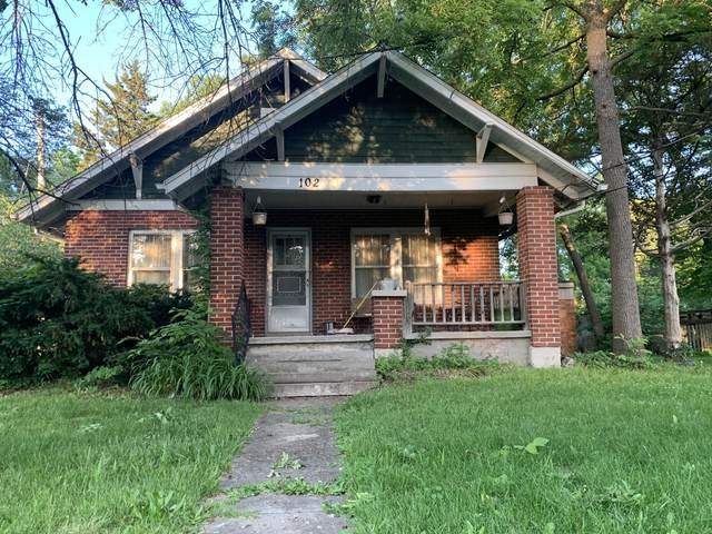 102 S West Blvd, Columbia, MO 65203 (MLS #400395) :: Columbia Real Estate