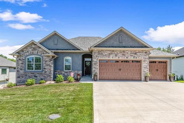 5100 Regal Ct, Columbia, MO 65203 (MLS #400518) :: Columbia Real Estate