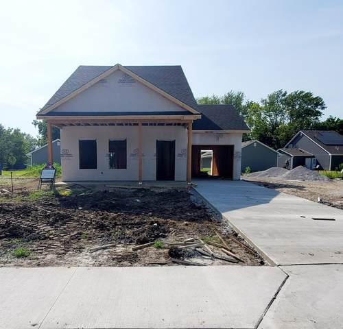 1105 N Eighth St, Columbia, MO 65203 (MLS #401615) :: Columbia Real Estate