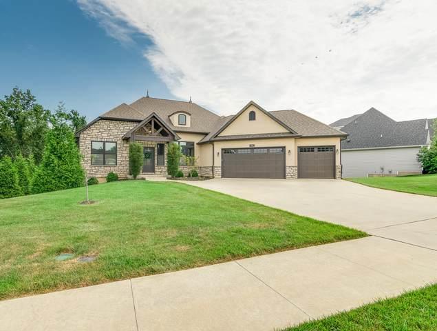4705 Sawgrass Dr, Columbia, MO 65203 (MLS #402170) :: Columbia Real Estate